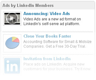 video LinkedIn Ads