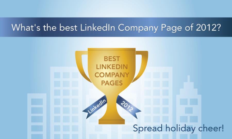 Las mejores páginas de empresa en LinkedIn