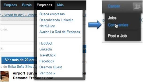 Nuevo diseño de LinkedIn _ Career
