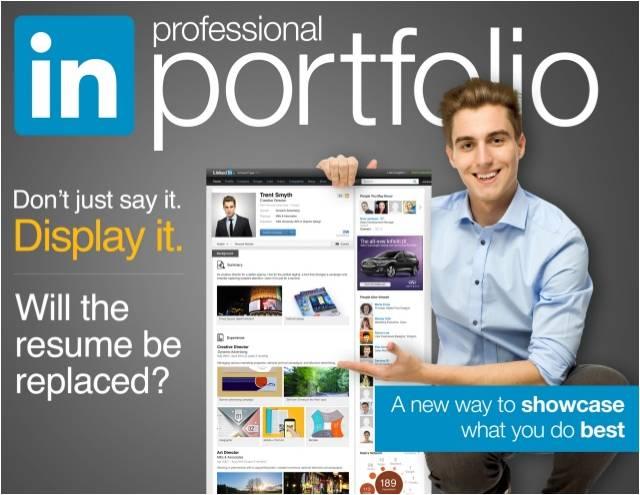 LinkedIn Professional Portfolio