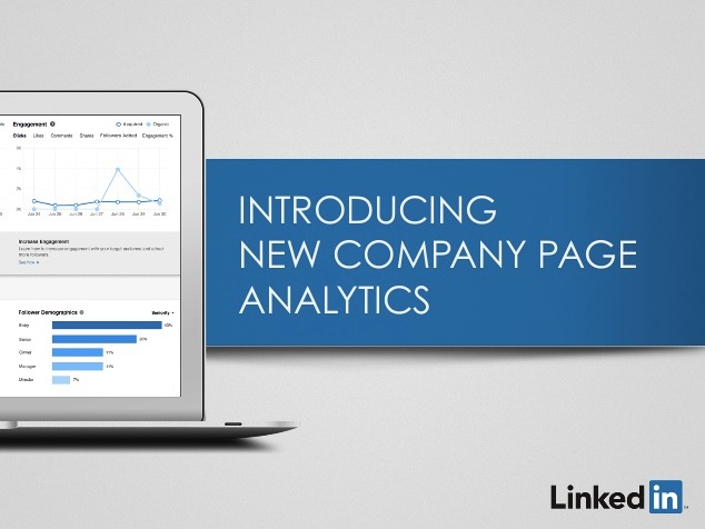 Introducing New LinkedIn Company Page Analytics