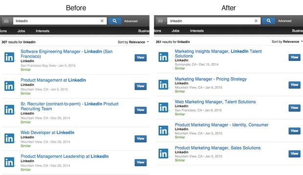 nueva herramienta de búsqueda de LinkedIn 3