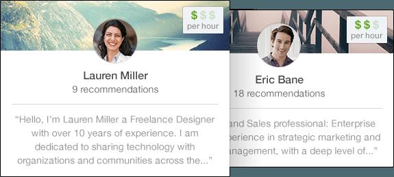 ejemplo propuestas freelance profinder