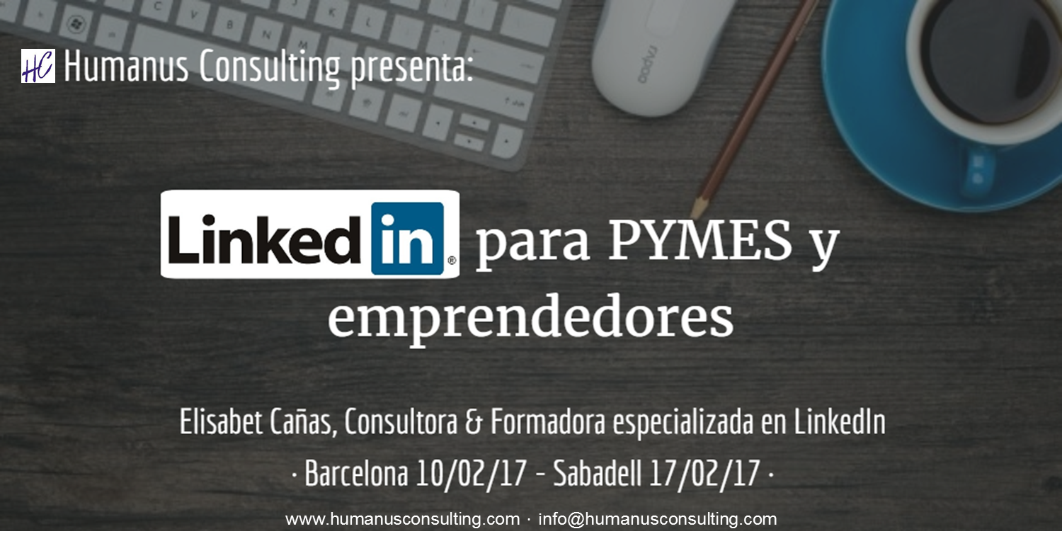 Workshop: LinkedIn para PYMES y EMPRENDEDORES